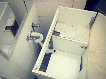 Opravy voda